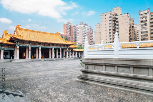 Tablou Canvas Taichung Confucius Temple in Taichung, Taiwan