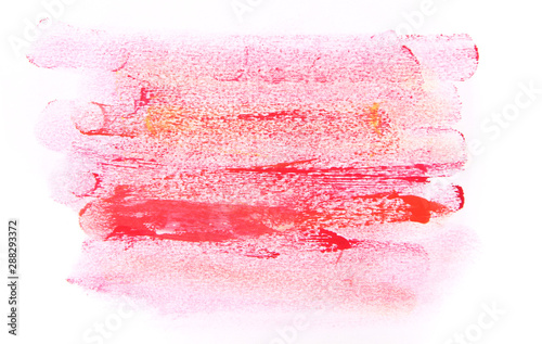 Watercolor blots background. - 288293372