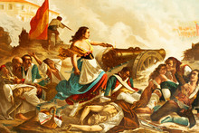 Agustina Saragossa. 1786-1857....
