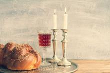 Shabbat Or Sabbath Kiddush Cer...