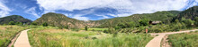 Glenwood Canyon Panoramic View...