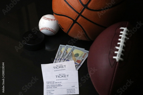 Photo Legal Sports Betting