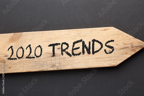 Fotomural  2020 Trends Concept