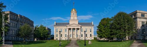 Fotografia, Obraz  The Old Iowa Capitol