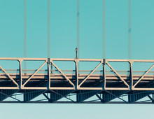 Detail Of St Johns Bridge With...