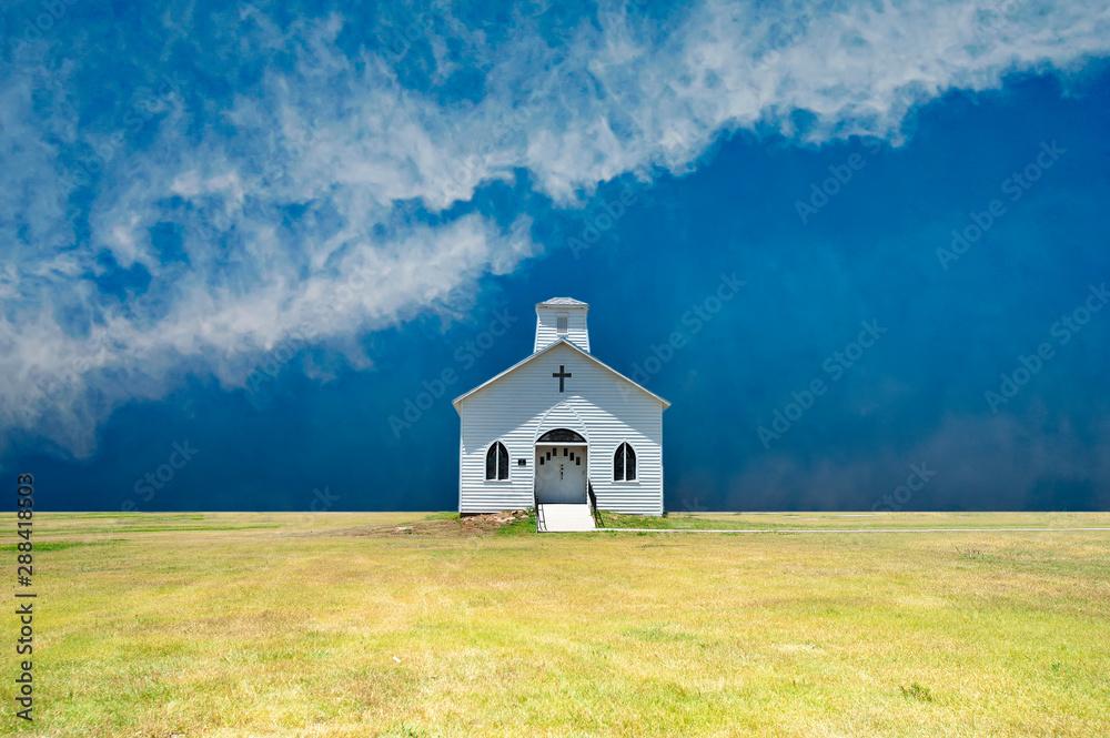 Fototapety, obrazy: Church