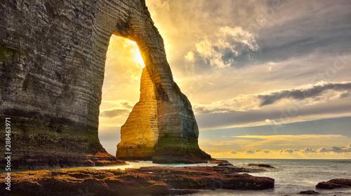 Fotografía Arch etretat