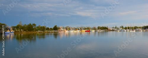 Photo Clarence River Marina , Yamba  Australia