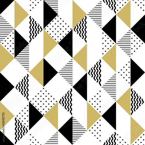 Tapety Futurystyczne  wektor-wzor-geometryczny-z-trojkatow-nowoczesne-stylowe-tlo