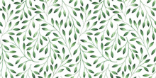 Seamless Pattern With Stylized...