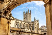 Bath, UK - The Bath Abbey