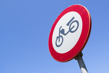 Dutch Road Sign: No Access For...