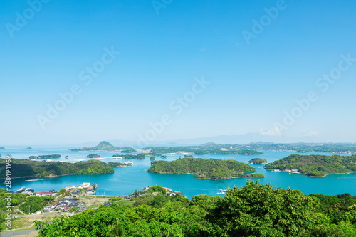 Fototapete - 天草松島