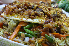 """Filipino Food, """"pancit Batil P..."""