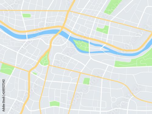 Fotografia  City map