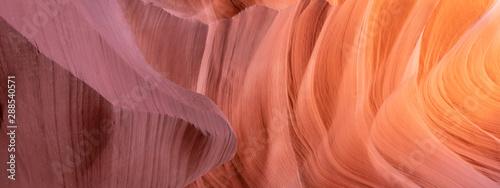 Spoed Fotobehang Antilope lower antelope slot canyon