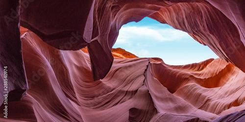 Poster Arizona lower antelope slot canyon