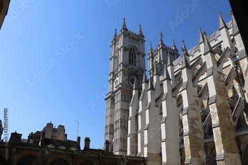Photo Cloître de l'Abbaye de Westminster dant du 13 ème siècle - Londres - Royaume Uni