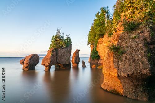 Hopewell Rock, New Brunswick, Canada