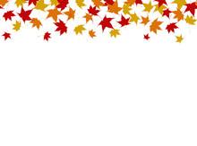 Seamless Colorful Fall Autumn ...