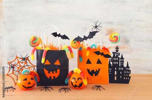 Valokuvatapetti holidays image of Halloween