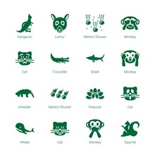 Tail Icons