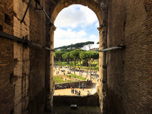 Lovely View Through The Arch O...