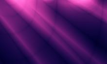 Wide Format Purple Pattern Background