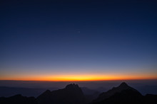 Beautiful Zodiacal Light, Star...