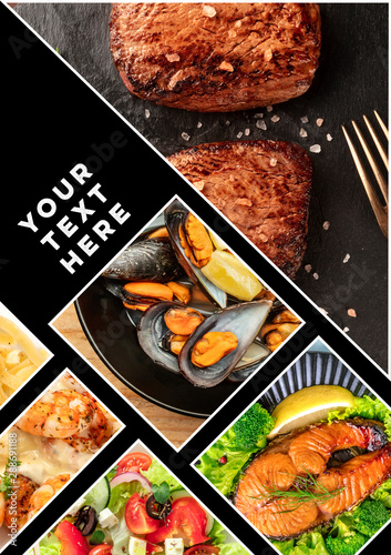 Photo  Food Collage