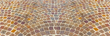 Abstract Mosaic Background, Paving Street