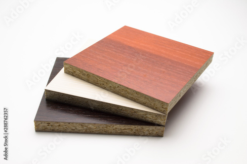 Photo Stands Height scale laminated boards for furniture of different colors
