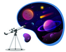 Isometric Astronomical Observa...