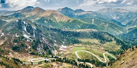 Fototapeta Góry Landscape 877