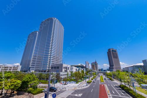 Foto 幕張新都心の風景