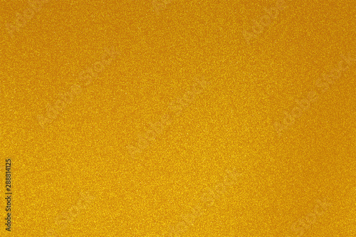 Carta da parati  Illustration of Sparkling golden background material with shadow