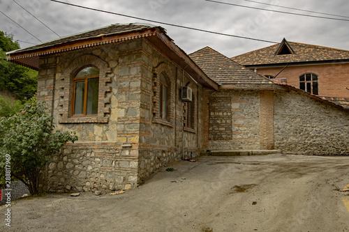 Obraz na plátně azerbajain caucus former Russian