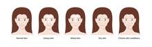 Women`s Types Of Skin: Normal,...