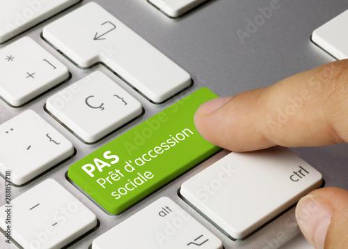 Photo PAS Prêt d'accession sociale