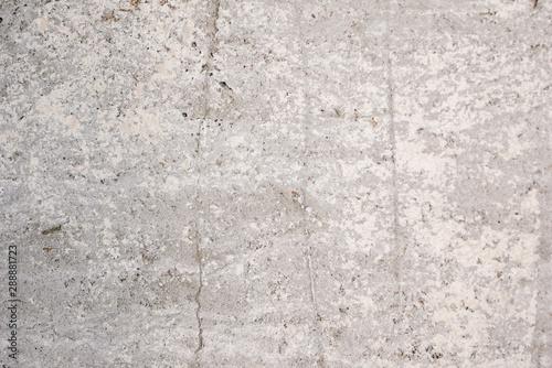 Obraz na plátně  abstract background texture White concrete wall