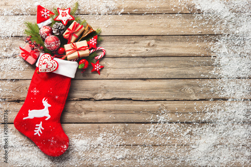 Photographie  Christmas stocking