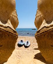 Portugal. Küste. Strand.