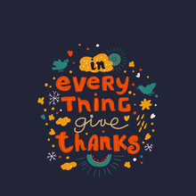 Typography Design In Everythin...