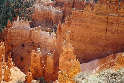 bryce canyon in utah usa