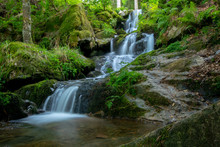 Der Wasserfall