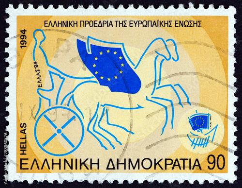 Papel de parede  Greece driving E.U. Chariot (Greece 1994)