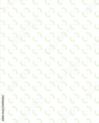 Türaufkleber Künstlich Seamless vector pattern. Background texture in geometric ornamental style.