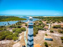 Preguiças Lighthouse (or Mand...