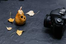 Little Pumpkin For Halloween. ...