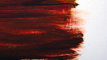 Brush Strokes With Oil Paints....